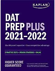 DAT Prep Plus 2021-2022: 2 Practice Tests Online + Proven Strategies