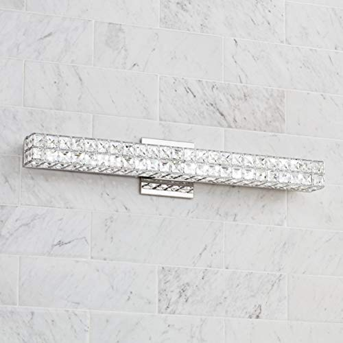 Romantica Modern Wall Light LED Chrome Hardwired 26