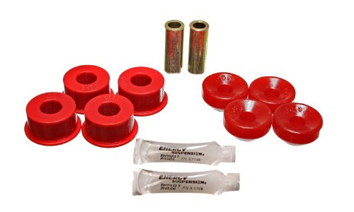 Energy Suspension 16.8106R Front Shock Bushing by Energy Suspension