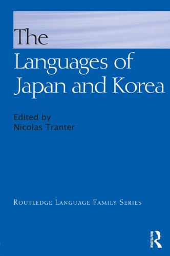 Download The Languages of Japan and Korea (Routledge Language Family Series) Pdf