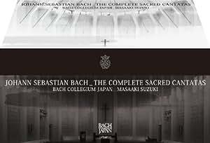 Suzuki/Bach Collegium Japan - Complete Sacred Cantatas (55 SACD) (Japan Import)