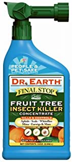 product image for Dr. Earth 8009 Fruit Tree Insect Killer, 32-oz. - Quantity 12
