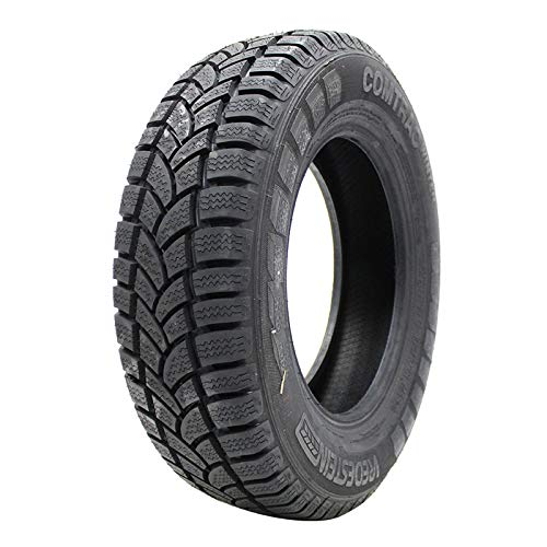 Vredestein Comtrac Winter Commercial Truck Radial Tire-LT20565R16 107R by Vredestein (Image #1)
