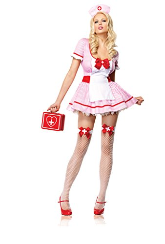 Nurse Kandi Costumes (Nurse Kandi Adult Costume - Medium)