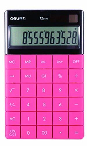 Pink Small Calculator Desktop Calculator Pocket Calculator