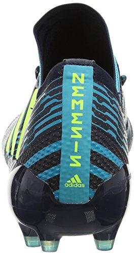 Adidas Mænd Nemeziz 17.1 Ag Fodboldstøvler Blå (legende Blæk / Sol Gul / Blå Energi) SZYYnOyw