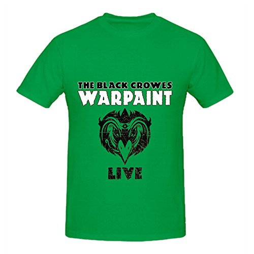 black-crowes-warpaint-live-jazz-men-round-neck-cool-t-shirt-green