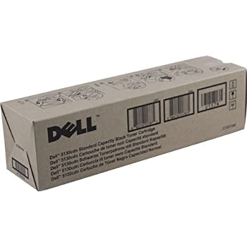 Amazon.com: Dell U157N Black Toner Cartridge 5130cdn Color ...