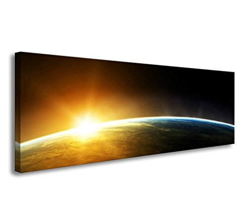 youkuart canvas Wall Art universe earth Stretched and Framed Ready to Hang, Canvas Print universe the earth Canvas Art for Home Decoration xm012