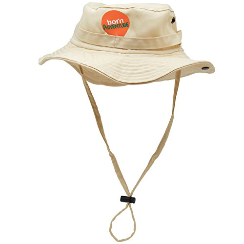 Explorer and Safari Hat for Kids. - Great for Sun Hat,Bucket Hat,Beach Hat Explorer,Outdoor or Gardening - Toddler hat, Cargo Fishing Hat for Boys and Girls Ages 2-7 who Love Outdoor Adventures]()