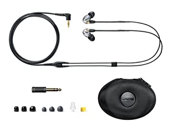 Shure Se425-cl Sound Isolating Earphones With Dual High Definition Microdrivers 2