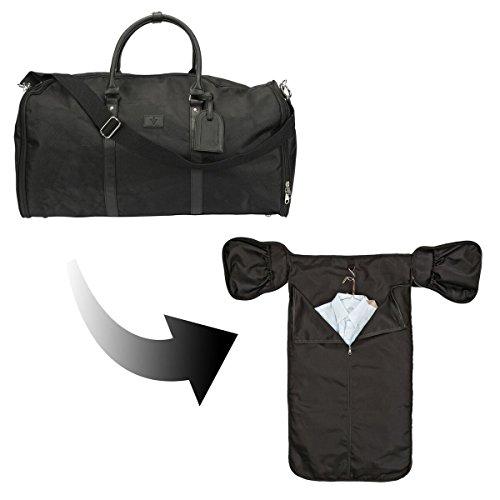 dd1210e151 Amazon.com  1 Voice 1VFB16 49 The Weekender Garment Bag