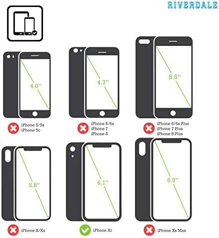 iPhone SE 2020 Head Case Designs Oficial Riverdale River Vixens Uniforme Arte Gr/áfico Funda de Gel Negro Compatible con Apple iPhone 7 iPhone 8