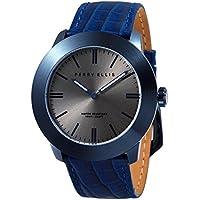 [Patrocinado] perry ellis Slim Line Hombres Reloj De Cuarzo De 46mm. 03005–01