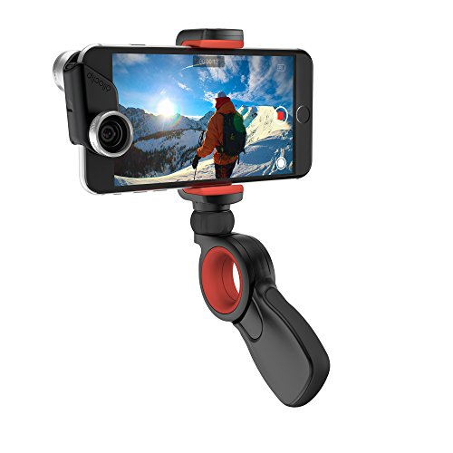 olloclip — PIVOT: Articulating Mobile Video Grip - Works with Smartphones and GoPro