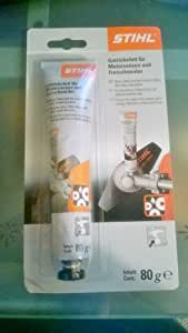 Stihl Lubricante Engranaje Resistente Para Desbrozadora Y Sierras 80 g Tubo 0781 120 1117