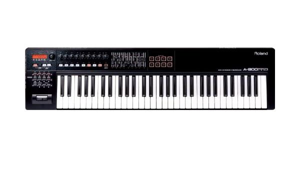 Cakewalk/by Roland A-800-PRO - Teclado eléctrico (USB, con controlador midi)