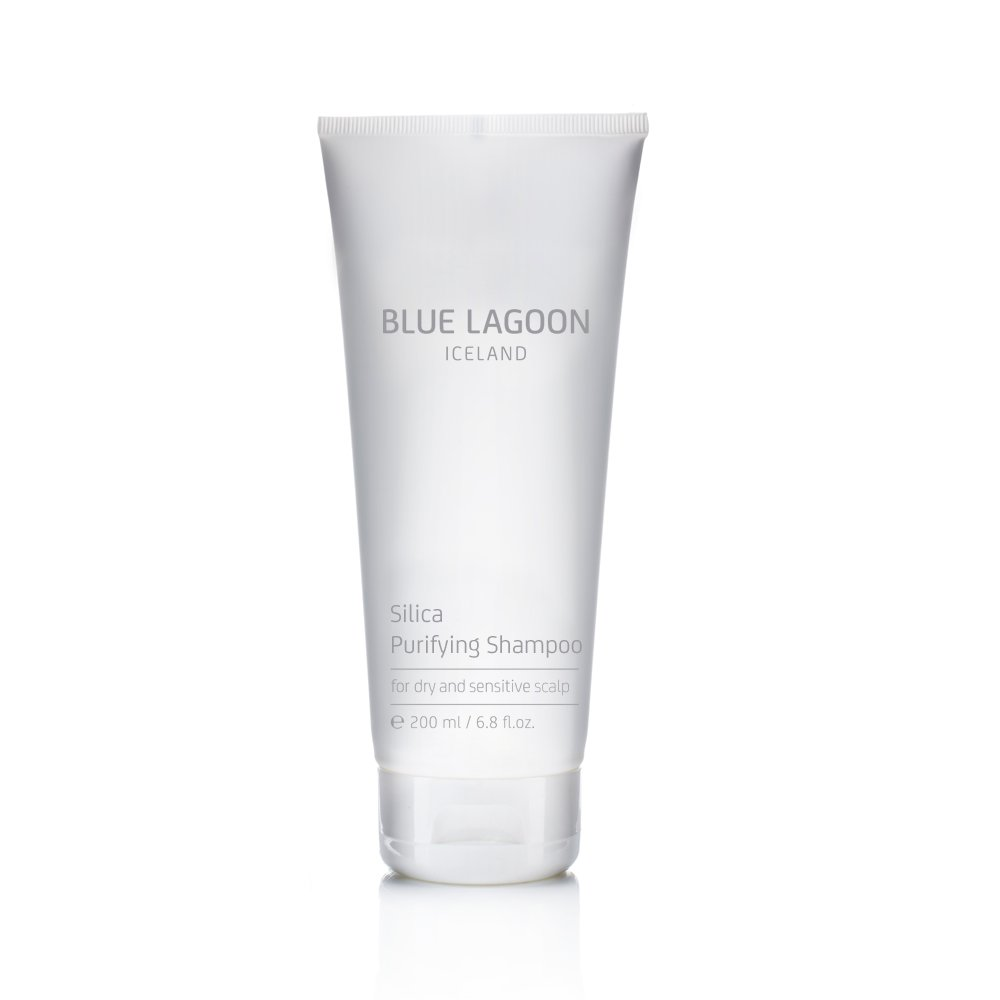 SILICA PURIFYING SHAMPOO by Blue Lagoon Iceland