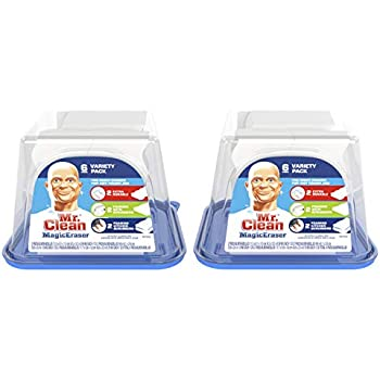Amazon Com Magic Eraser By Mr Clean Variety Pack