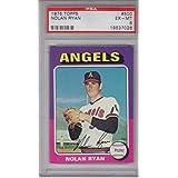 Nolan Ryan PSA GRADED 6 (Baseball Card) 1975 Topps Minis - [Base] #500