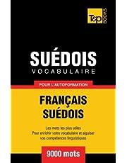 Vocabulaire français-suédois pour l'autoformation. 9000 mots