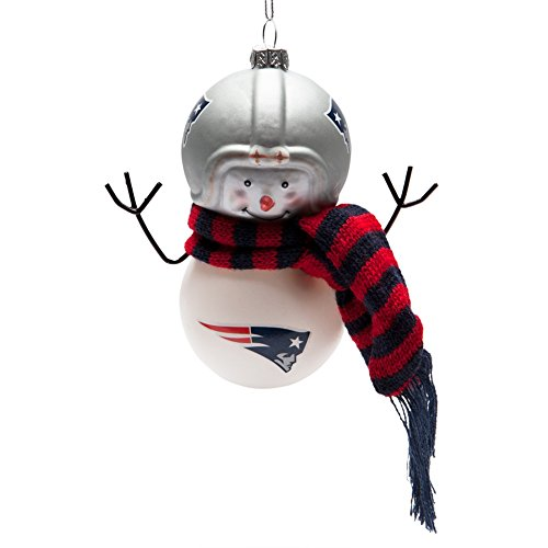 New England Patriots Christmas Ornament - 9