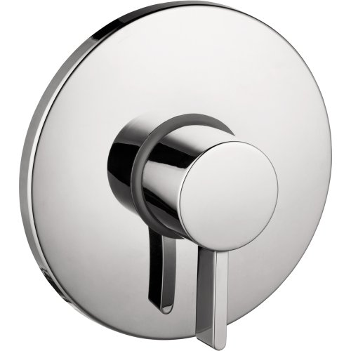 Hansgrohe 04233000 S Pressure Balance Trim, Chrome from Hansgrohe