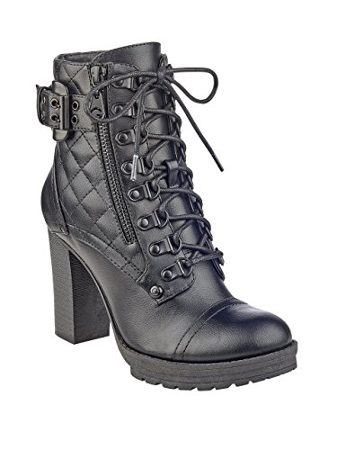 G-by-GUESS-Womens-Gloss-Quilted-Faux-Leather-Booties