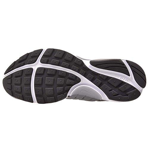 Nike W Air Presto Print, Zapatillas de Running Mujer Blanco (Blanco (stealth/black-white))