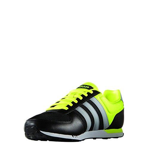 Adidas City Racer - F99337 Celadon-nero-grigio