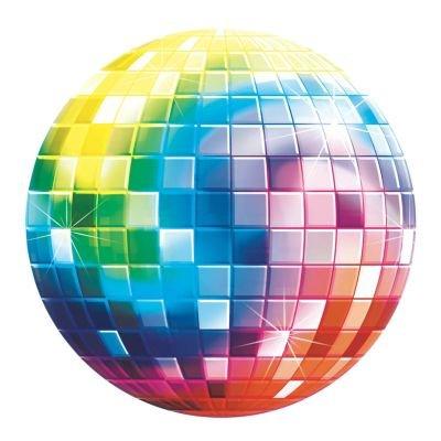 70's Disco Ball Party Cutout ()
