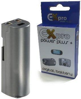 caricabatteria per Minolta Dimage x50 x60 np-700 NUOVO BATTERIA
