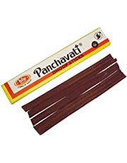 Panchavati Dhoop Sticks - One Box - 10 Sticks - 5 Inches King Size