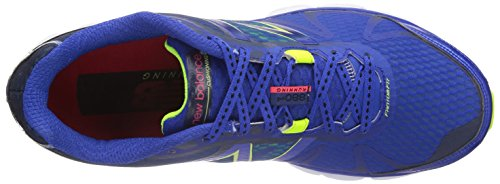 New Balance M880 D V4 - Zapatillas de running de material sintético para hombre azul - Blau (BS4 BLUE/SILVER)