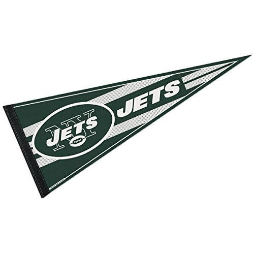 NY Jets Pennant and 12
