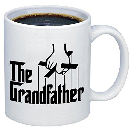 P&B Daddy fathers day gift Ceramic Coffee Mugs 11 oz (The Grandfather)