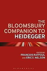 The Bloomsbury Companion to Heidegger (Bloomsbury Companions) Paperback