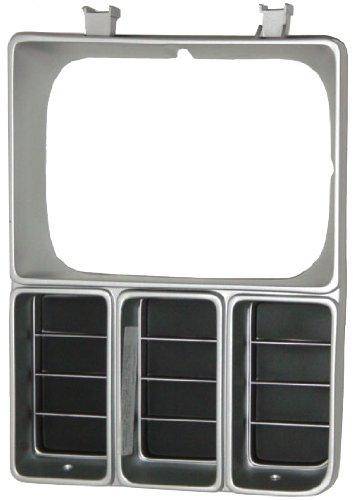 OE Replacement Chevrolet/GMC Driver Side Headlight Door (Partslink Number GM2512105)