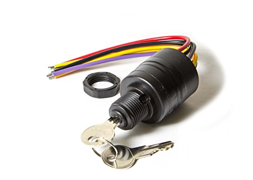 Mercury Outboard Ignition (Sierra MP41070-2 Ignition Switch)