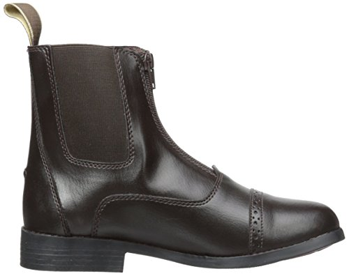 Boot Paddock Weather Brown Zip All Equistar Ladies' qSw4v4H