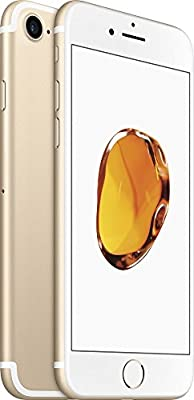 Apple iPhone 7 Factory Unlocked CDMA/GSM Smartphone (Certified Refurbished)