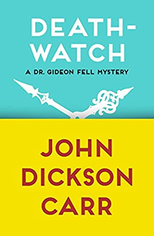 book cover of Death-Watch