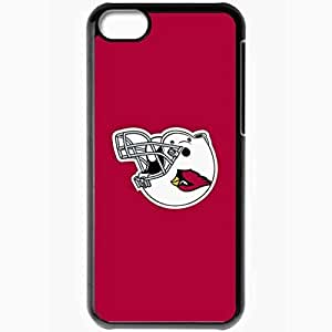 XiFu*MeiPersonalized iphone 4/4s Cell phone Case/Cover Skin Nfl Arizona Cardinals 2 Sport BlackXiFu*Mei