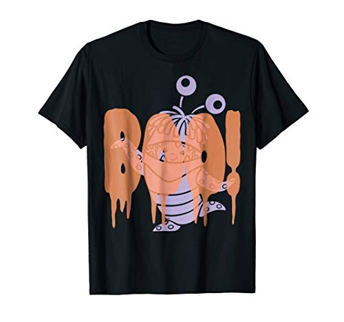 Disney Pixar Monsters Inc. Boo Halloween Graphic T-Shirt -