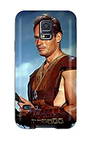 Best New Arrival Premium S5 Case Cover For Galaxy (charlton Heston) 8831536K40775308