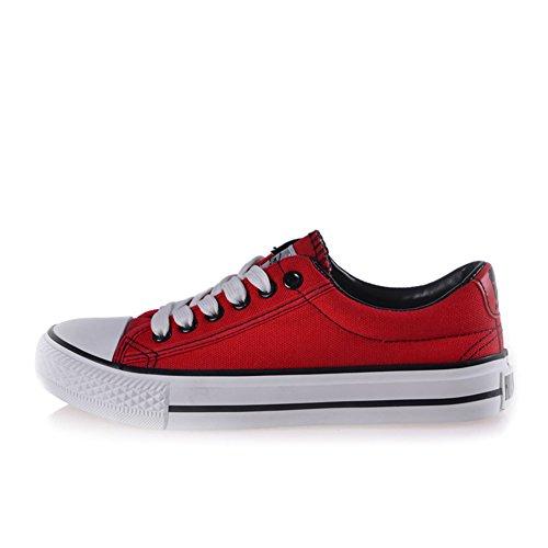 Clásico par de lona de color claro/Zapatos de mujer/ Coreanos bajo transpirable zapatos casuales de plano/Zapatos del tablero/escoge los zapatos G