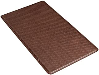 product image for GelPro Classic Basketweave Mat, 20 by 36 Inches, Truffle