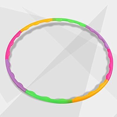 NoyoKere Hula-hoop para niños mujeres Fitness ajustable Hula Hoop ...