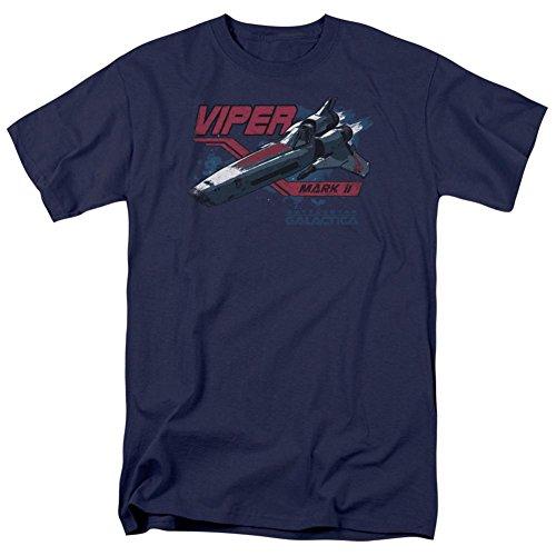 Battlestar Galactica - Viper Mark II T-Shirt Size XXXL