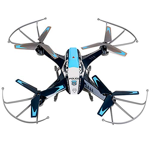 MOZATE A9 2.4G 4CH 6-Axis Gyro Remote Control 3D Flip Roll Drone (Black) by MOZATE (Image #6)